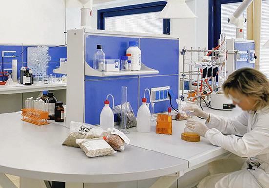 R&D: sviluppo nuove formulazioni su richieste specifiche